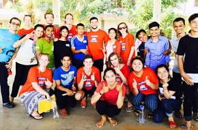 Camboja: Cagliero Immersion 2017