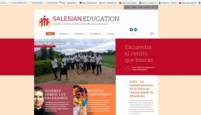 """Salesian Education"" ganha site"